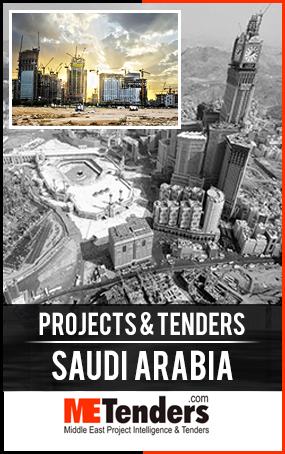 Saudi Arabia Tenders and Projects - METenders