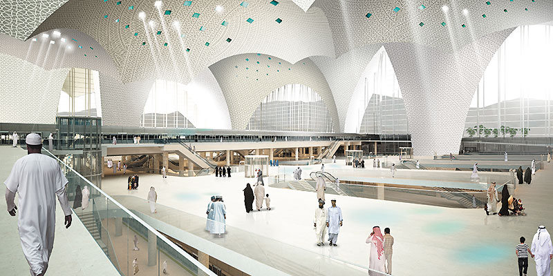 Makkah Metro Project - Phase 1