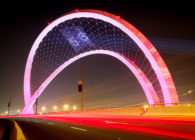 Lusail Expressway Project - Package 22