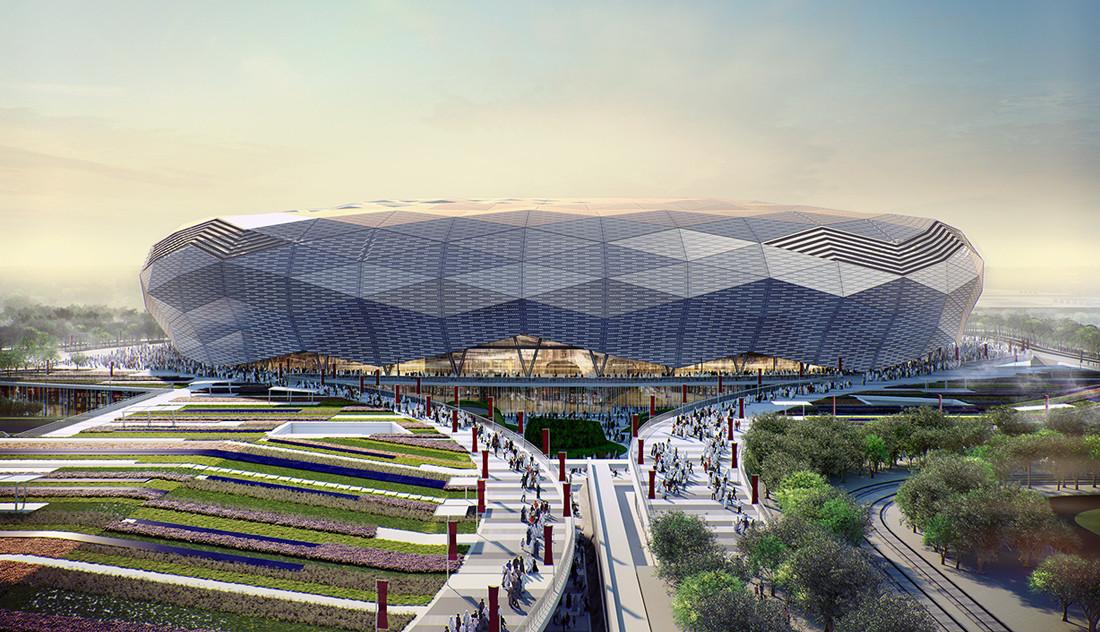 Qatar Foundation Stadium Project - Education City1