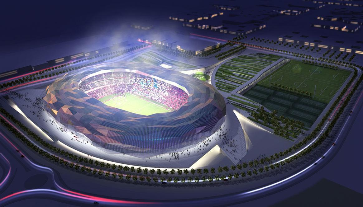 Qatar Foundation Stadium Project - Education City