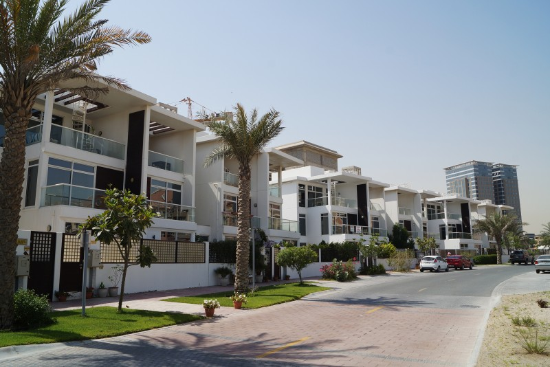 Residential Tower Project - Jumeirah Village Circle