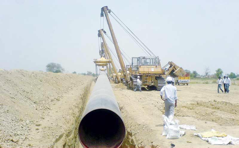 Salalah Gas Loop Line Project