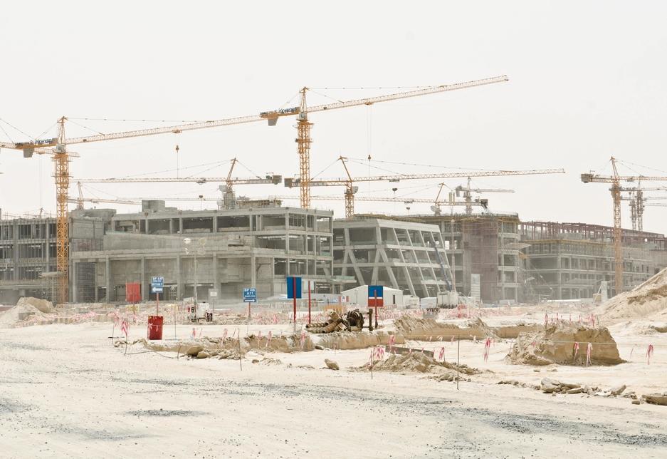 Infrastructure Works Project - Sabah al-Salem Campus2