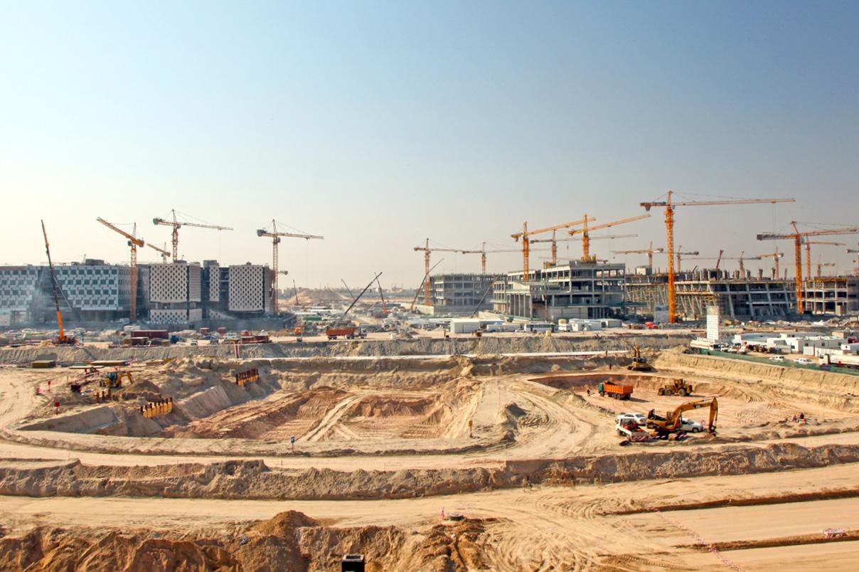 Infrastructure Works Project - Sabah al-Salem Campus3