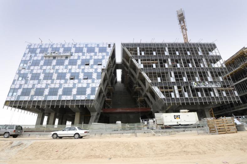 Infrastructure Works Project - Sabah al-Salem Campus