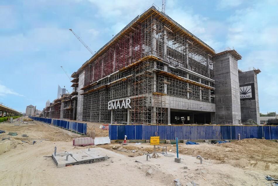The Dubai Mall Zabeel Expansion Project2