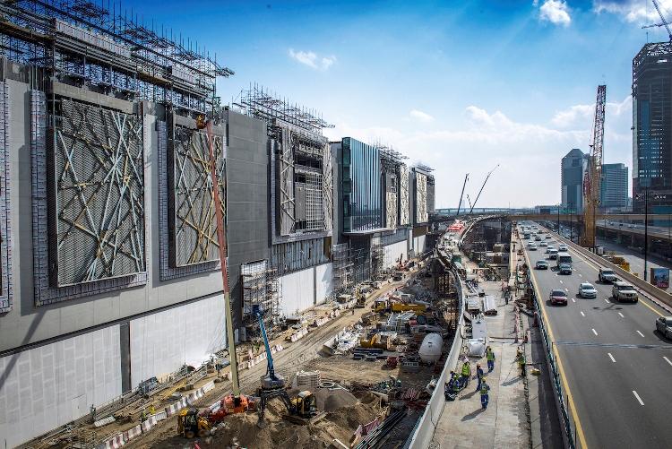 The Dubai Mall Zabeel Expansion Project