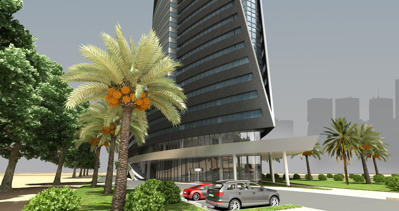 Marina Mix-20 Office Building Project - Lusail2