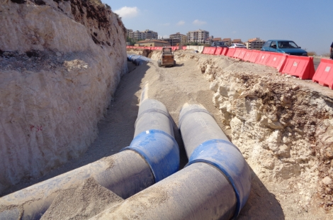 Tunnel & Pipeline Construction - Greater Beirut Water Supply Project (Phase 1)