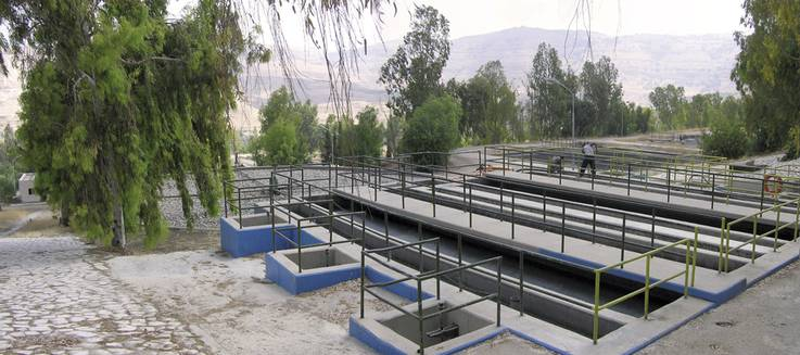 Karak Wastewater Treatment Plant Expansion Project