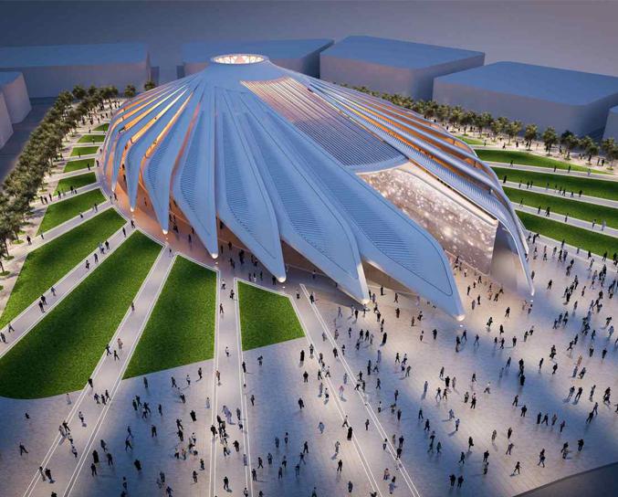UAE Pavilion - Expo 2020 Project1