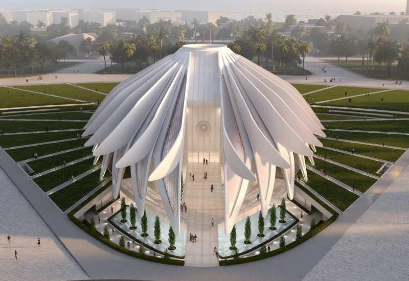 UAE Pavilion - Expo 2020 Project2