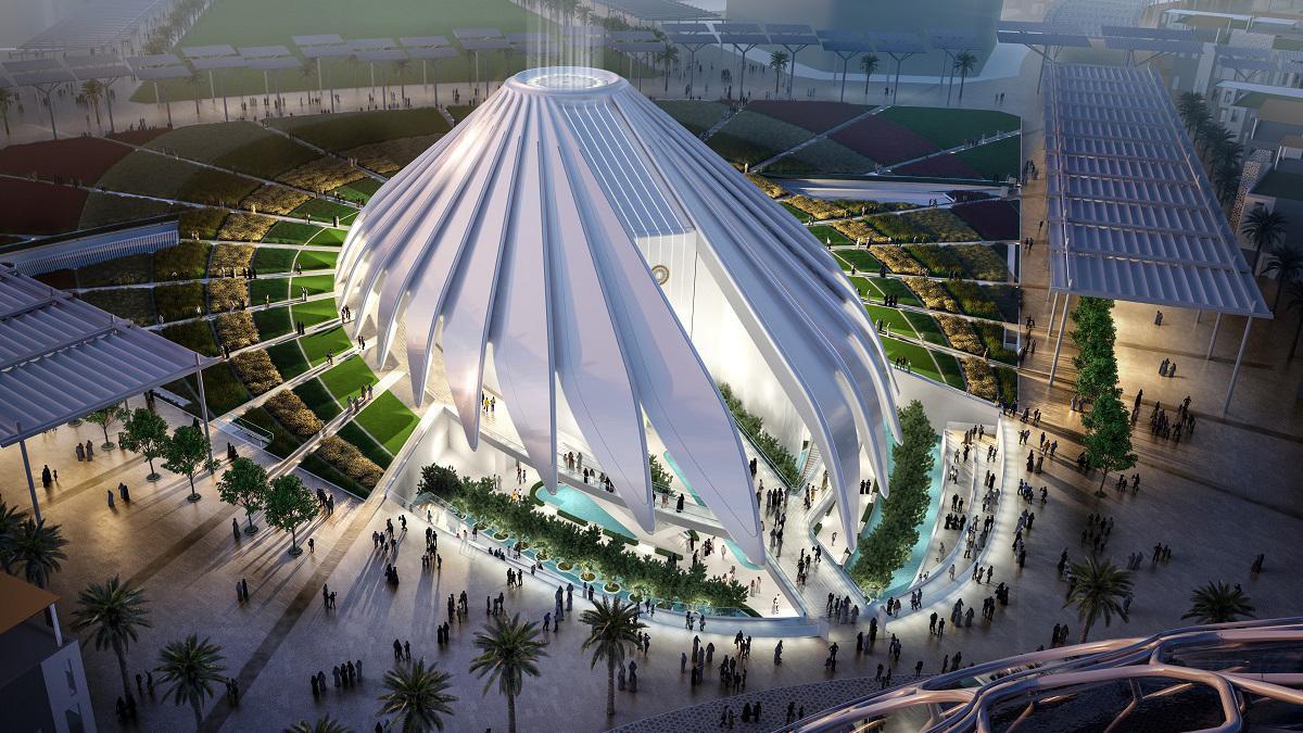 UAE Pavilion - Expo 2020 Project