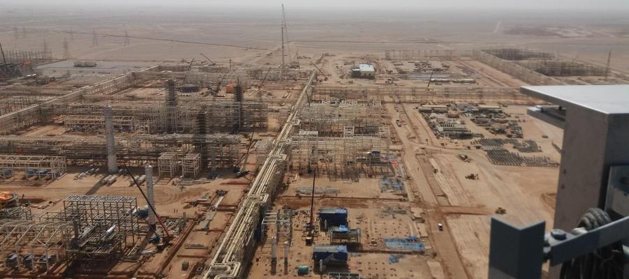 Rabab Harweel Integrated Gas Plant Project2