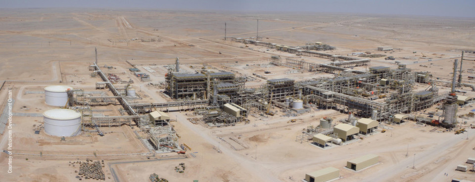Rabab Harweel Integrated Gas Plant Project