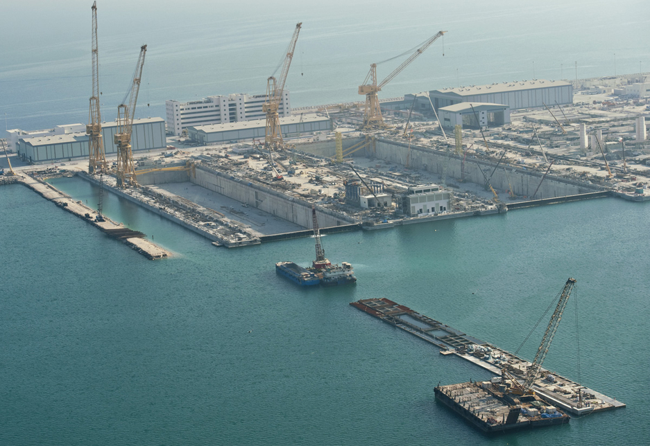 Grand Faw Port Development Project - Phase 1