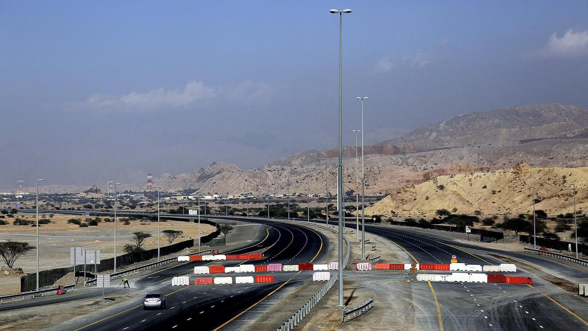 Ras Al Khaimah Ring Road Project