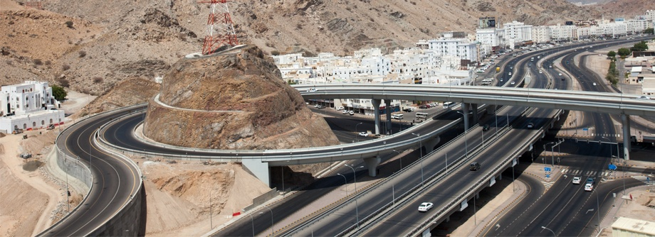 Wadi Miah Road Construction Project