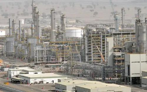 Saih Nihayda Gas Condensate Stabilization Plant Project