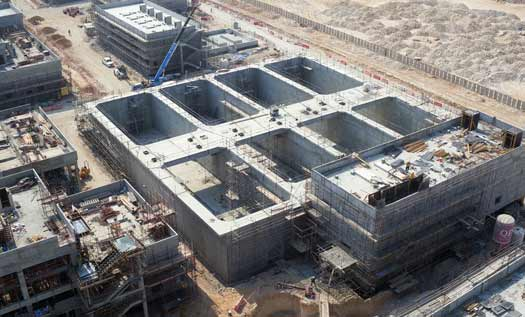 Al Dhakhira Sewage Treatment Plant Project1