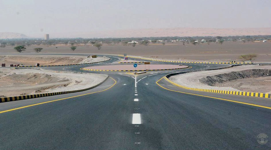 Sharqiyah Expressway (Bidbid – Sur) Project - Package 2