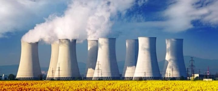 Nuclear Plants Project