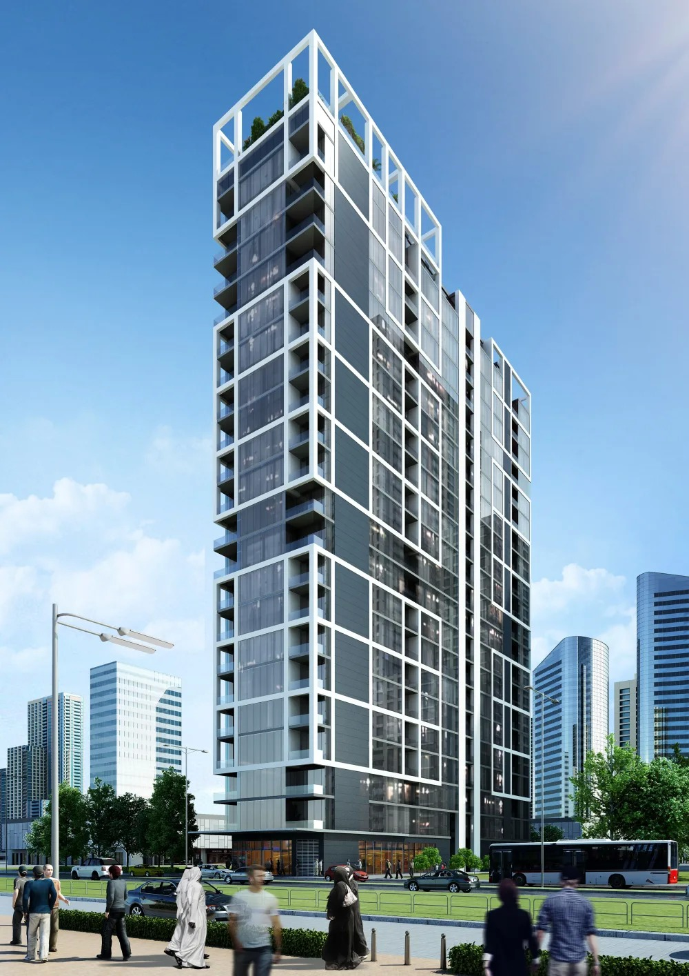 Zeezee Tower Project