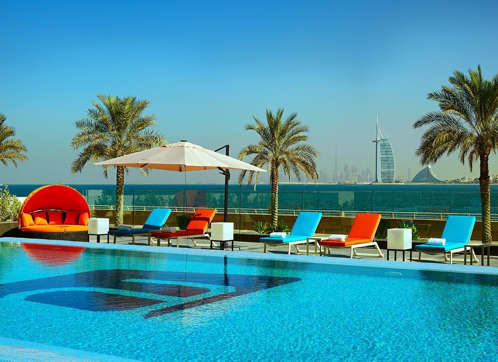 Aloft Hotel Project - Palm Jumeirah1