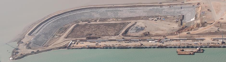 Bubiyan Port Development Project - Phase 1