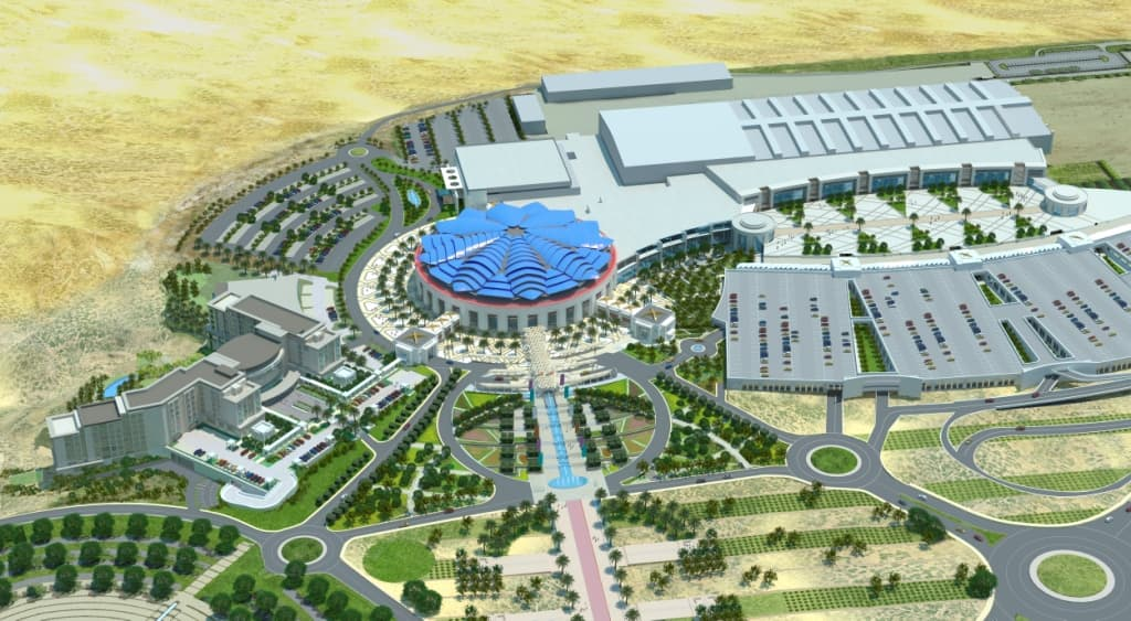Oman Convention & Exhibition Centre Project - Package 31