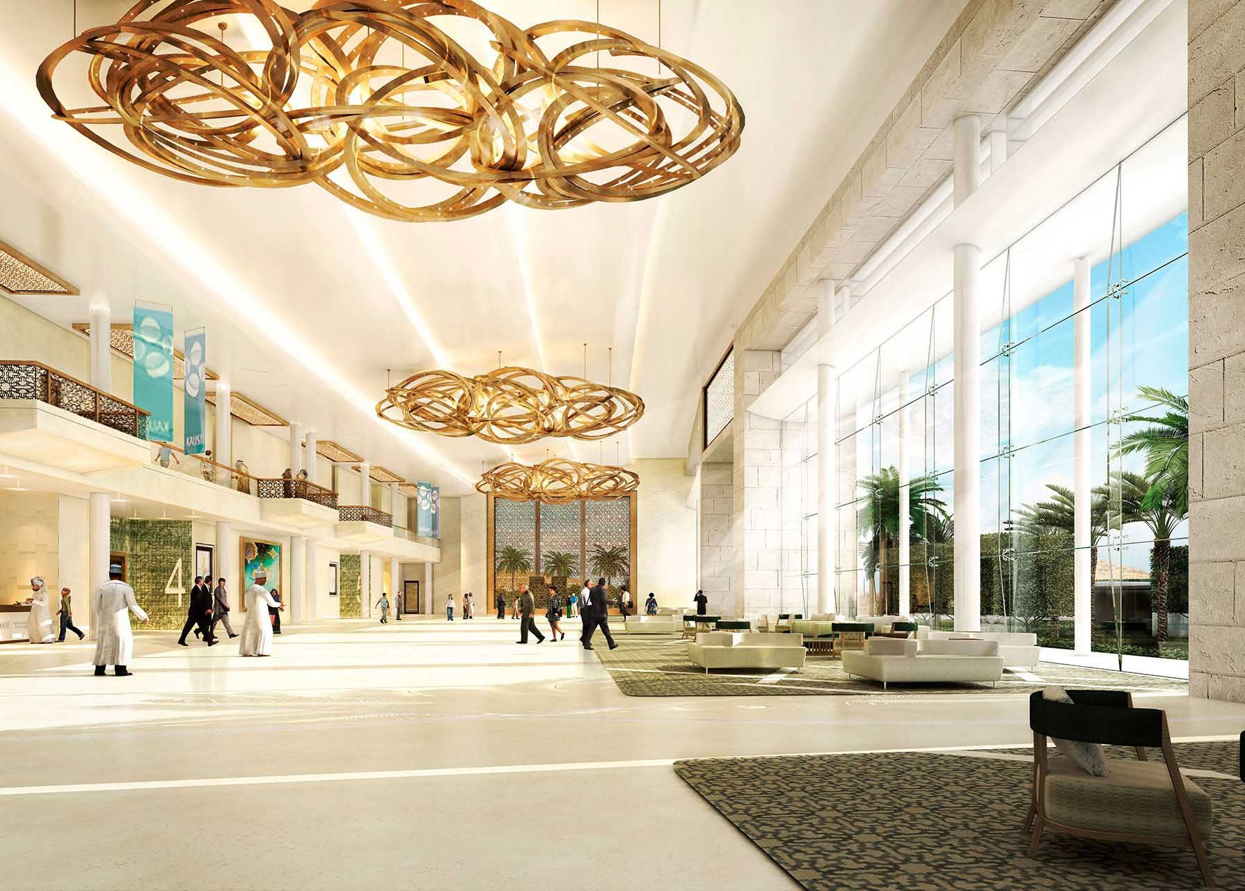 Oman Convention & Exhibition Centre Project - Package 33
