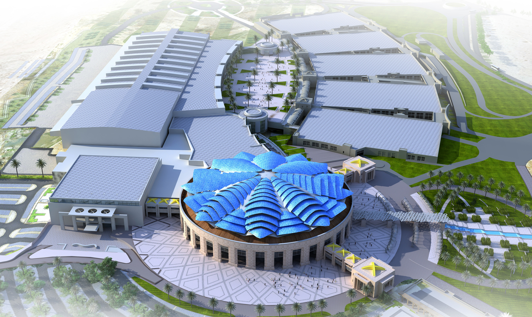 Oman Convention & Exhibition Centre Project - Package 3