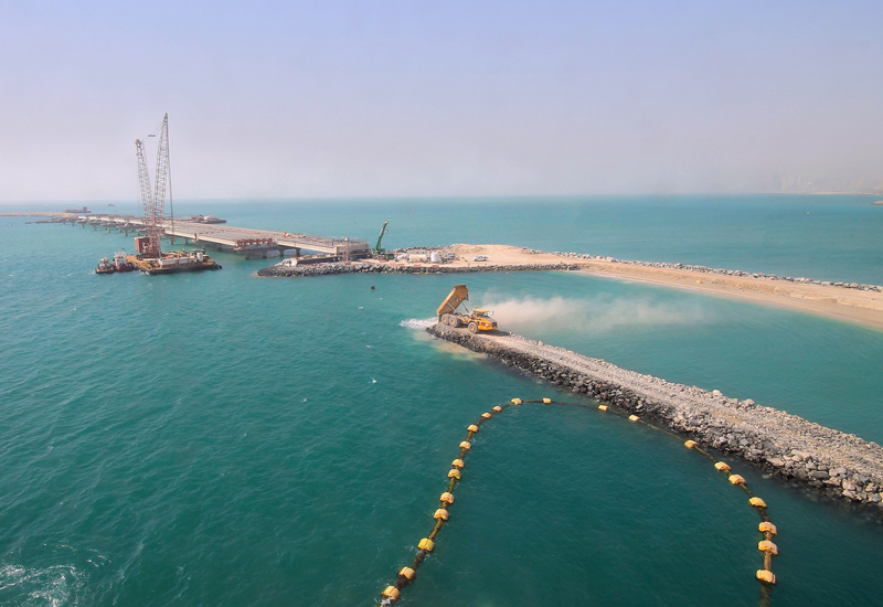 Terminal 4 Construction Project - Jebel Ali Port2