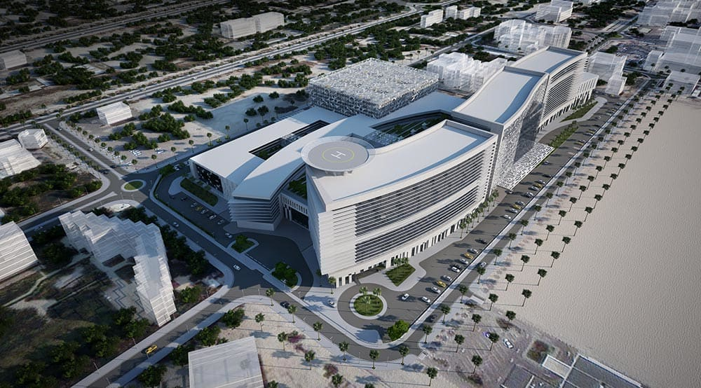 Al-Sabah New Hospital Expansion Project1