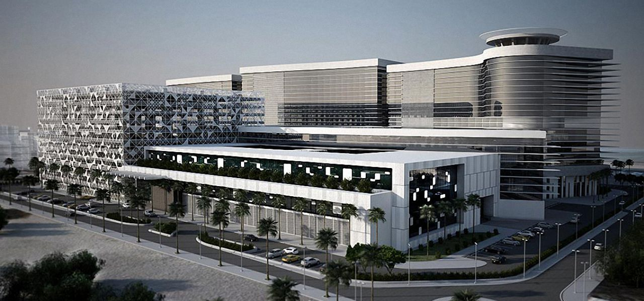 Al-Sabah New Hospital Expansion Project
