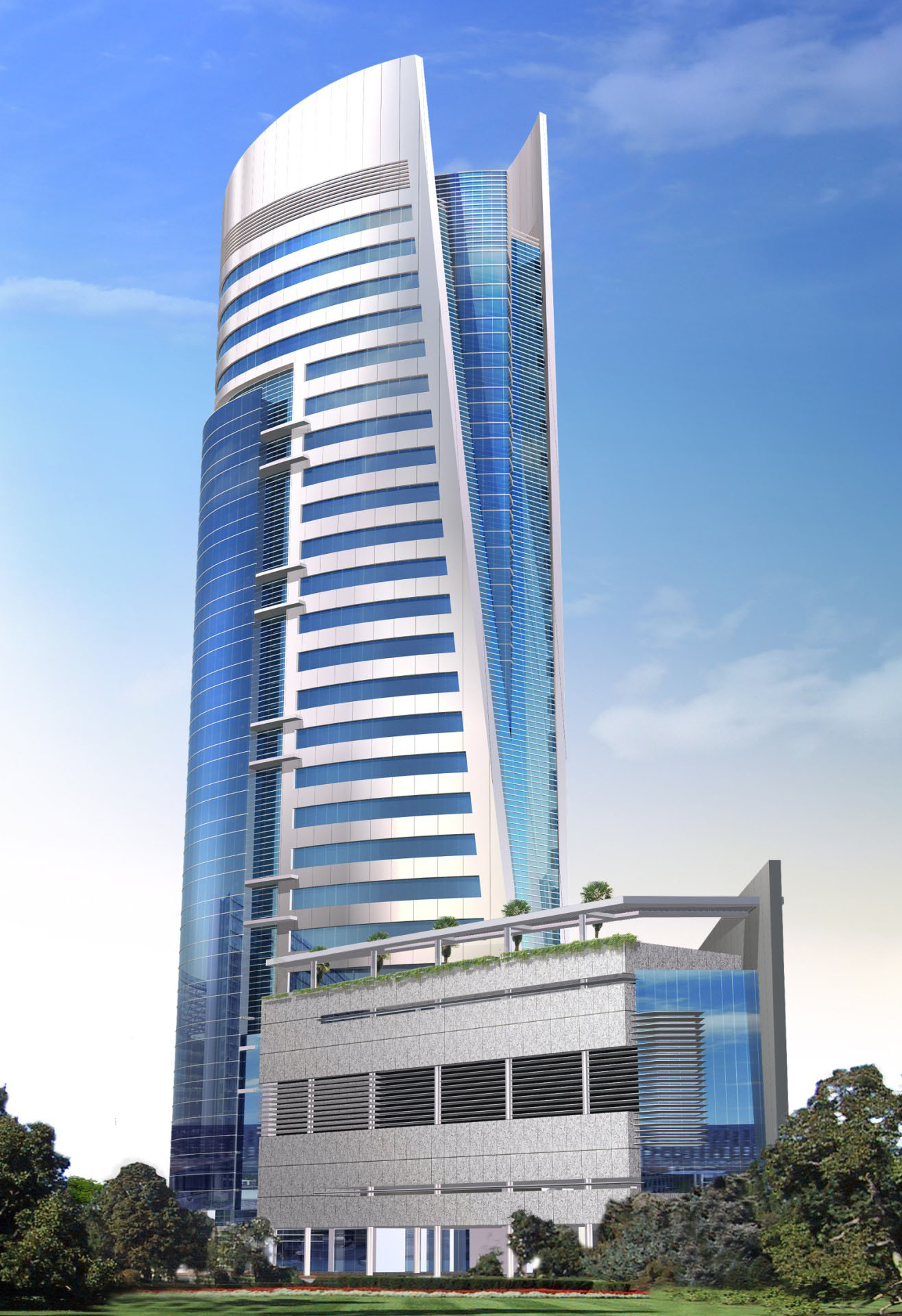 Al Ameri Hotel Apartments Project - Airport Road