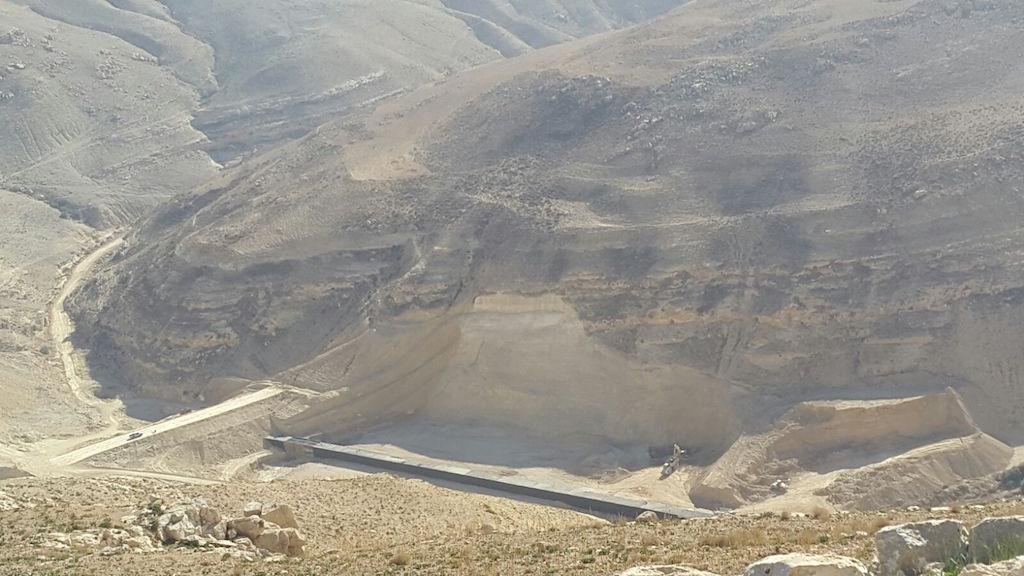 Al Zarqa - Maeen Dam Project