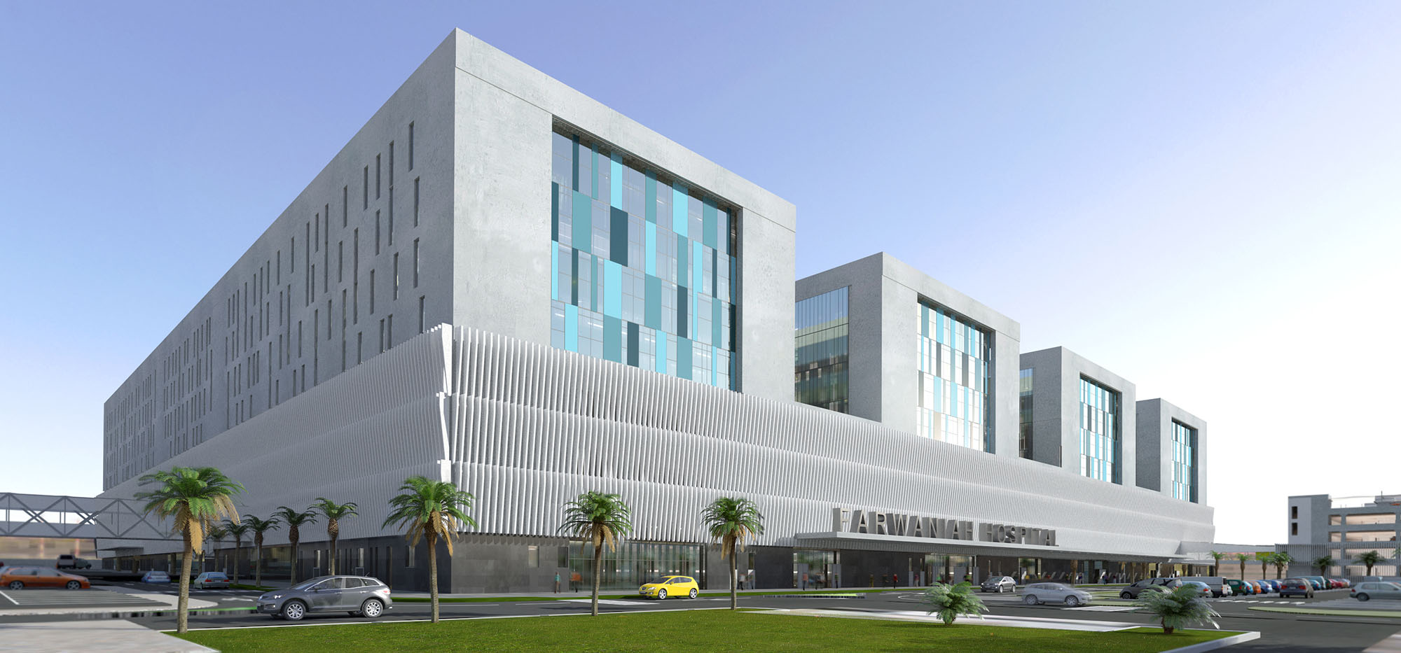 Farwaniya Hospital Expansion Project3