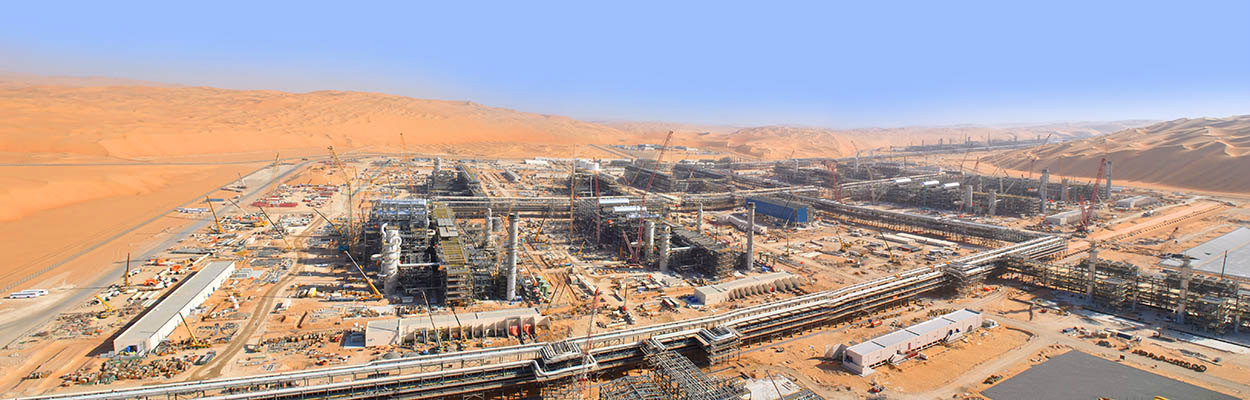 Gas Treatment Facilities, Offsites & Utilities Development Project