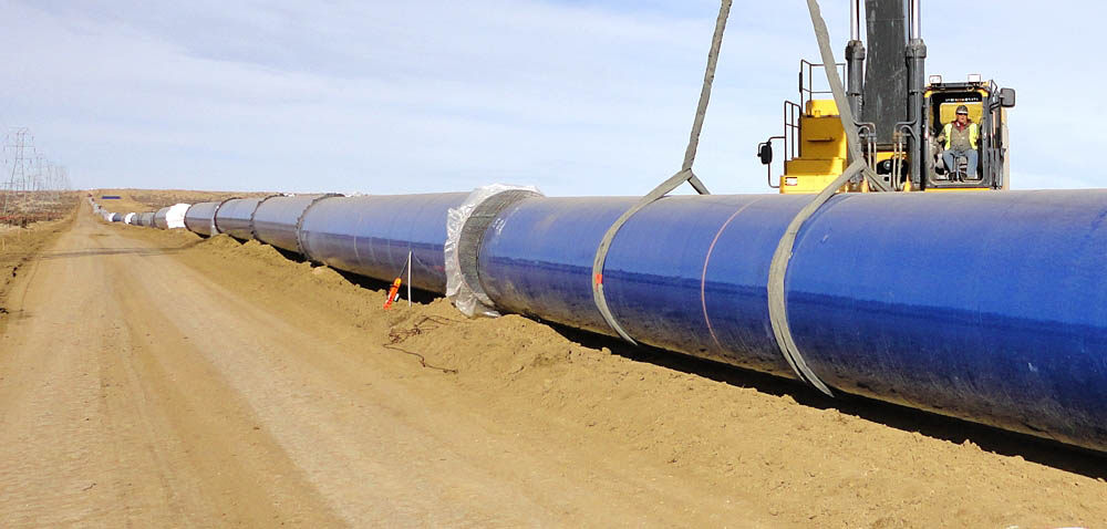 Transmission Pipelines Construction Project