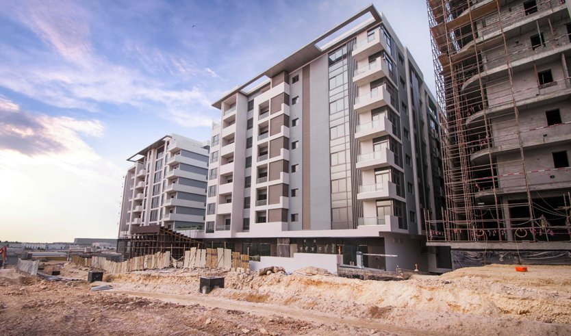 Commercial/Residential Building Project - Al Mabelah South