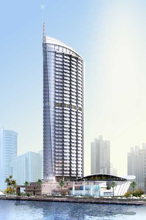 Langham Hotel Project - Lusail District