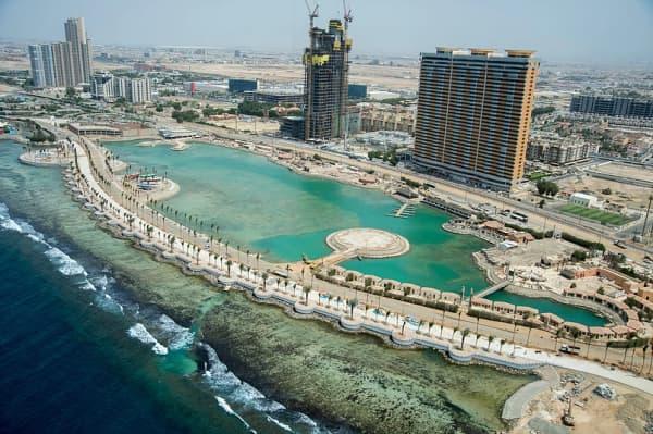 Jeddah Corniche & Seafront Development Project - Phase 4 & 51
