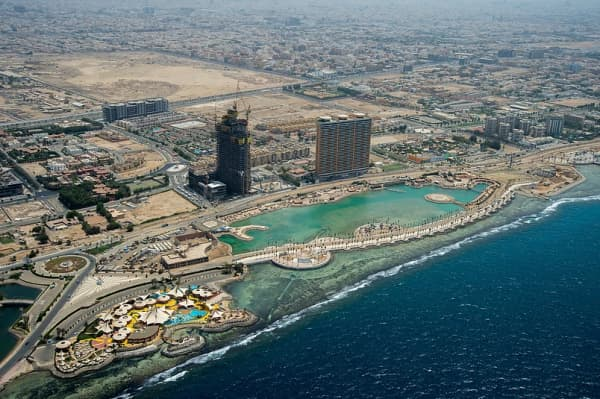 Jeddah Corniche & Seafront Development Project - Phase 4 & 5