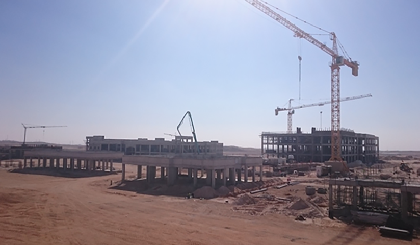King Abdullah Security Compounds Project - Phase 2d