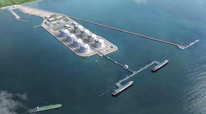 LNG Import & Re-gasification Terminal Project - Al Zour2