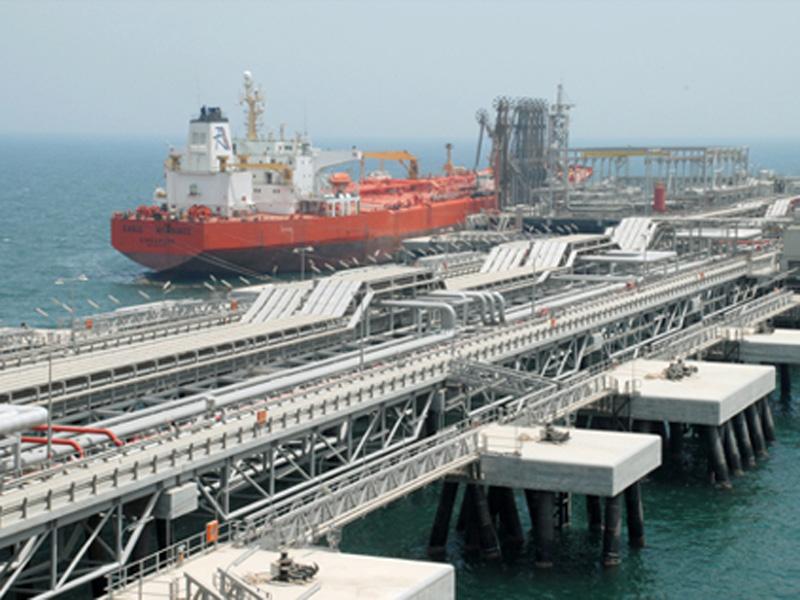 LNG Import & Re-gasification Terminal Project - Al Zour