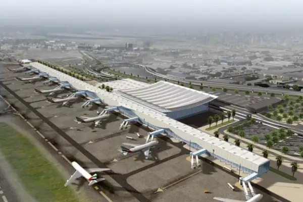 Qurayyat Domestic Airport Project