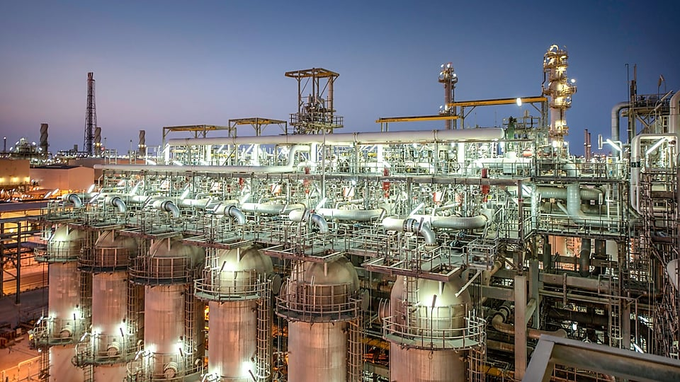 Sour Gas Compressor EPC Project - Mesaieed